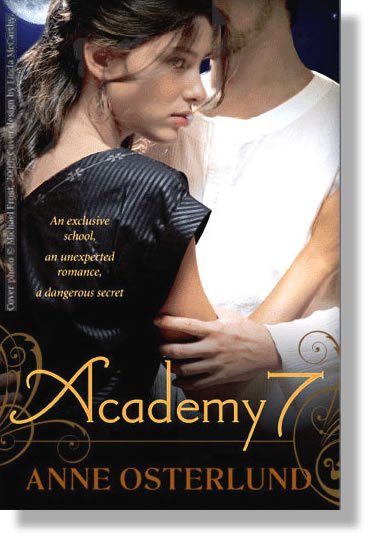 Academy 7 Book Cover