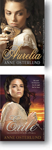 Aurelia and Exile Covers