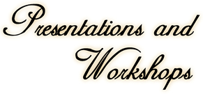 Presentation Workshops